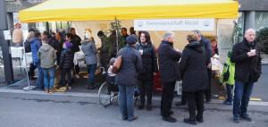 Klausmarkt St. Margrethen 2015
